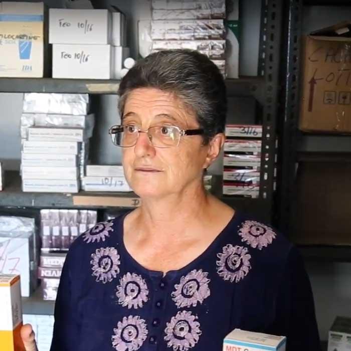 Sister Laura Gemignani