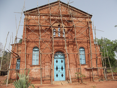 Church and Religious Constructions