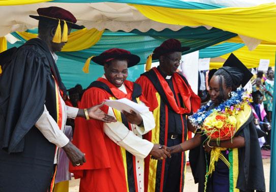 Catholic University Graduates Tasked to be Peace Makers