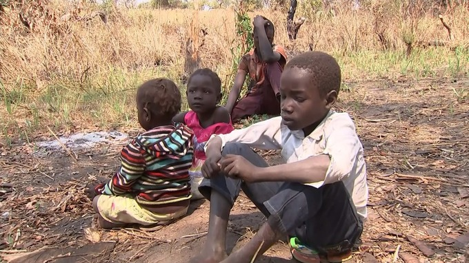 Escaping the slaughter: The young refugees who ran from South Sudan's ethnic violence