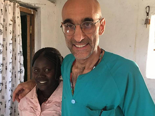 In Sudan, health care is a political act for hero doctors
