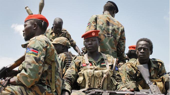 Fresh Clashes near South Sudan's Oil Hub of Malakal