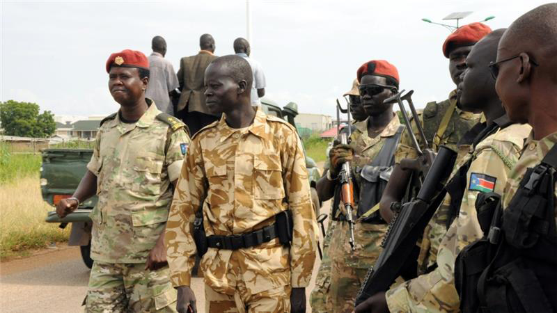 Over a Dozen Killed in South Sudan Clashes