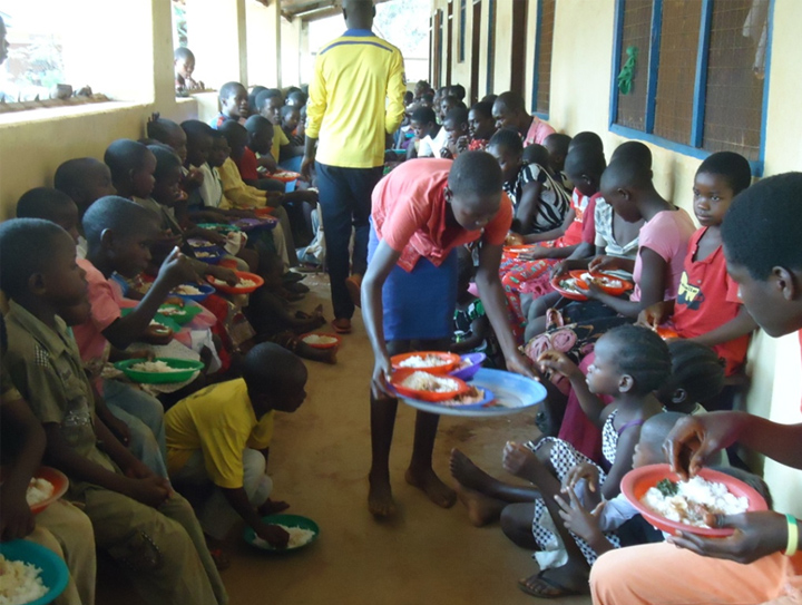 Sudan Relief Funds Helps over 1,000 Orphans and HIV/AIDS Victims in South Sudan