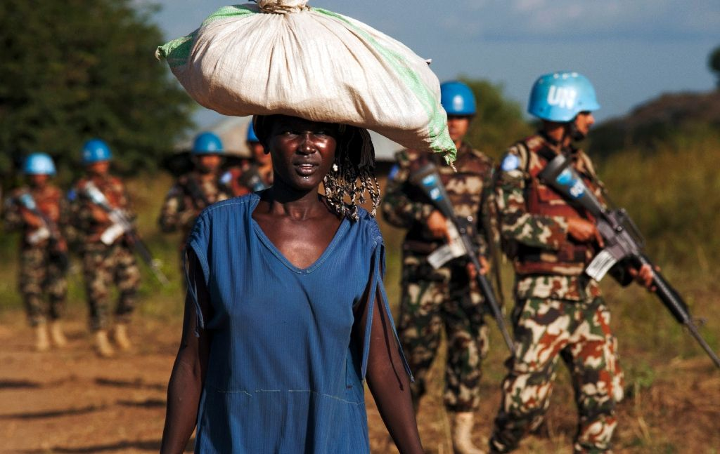 South Sudan War Reaches Catastrophic Proportions