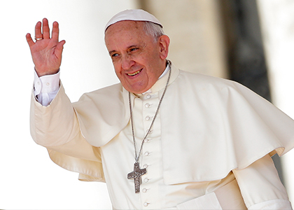 Pope declares day of fasting and prayer for South Sudan, DRC