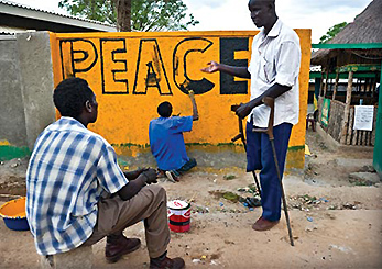 The Key to Making Peace in Africa