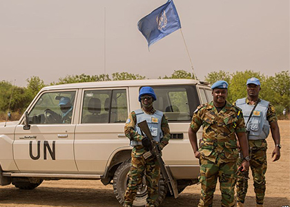 UN threatens to consider arms embargo in South Sudan