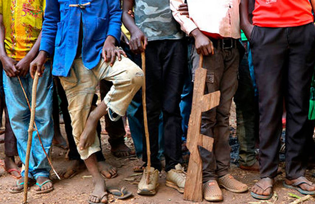 200 child soldiers freed in S. Sudan, but problem continues