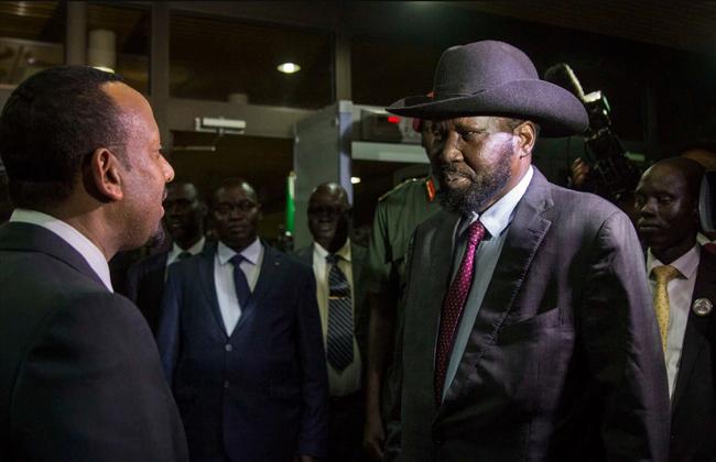 Warring Leaders of South Sudan Meet for Peace Talks