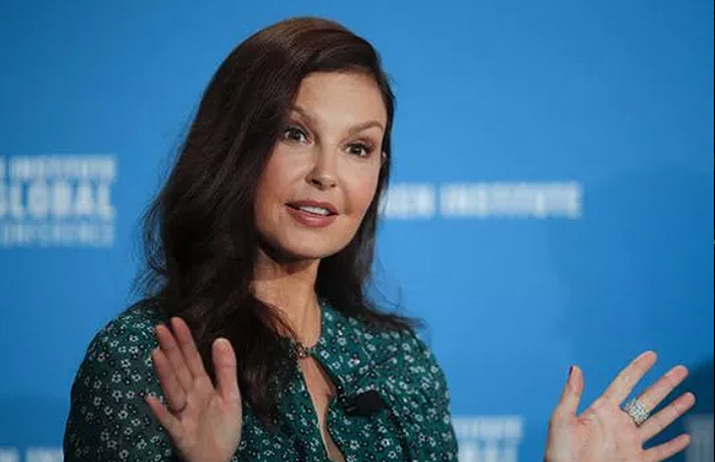 Ashley Judd brings spirit of #MeToo to South Sudan