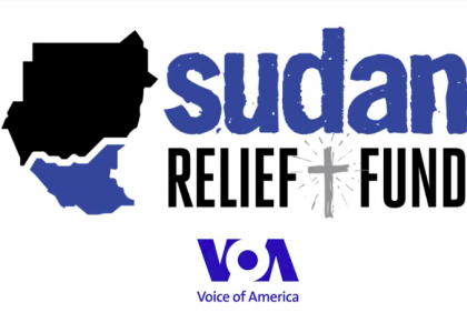 Sudan Relief Fund on Voice of America 9-18-18