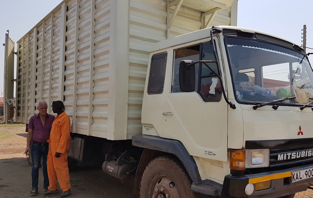 Sudan Relief Fund Delivers 11 Tons of Medicine