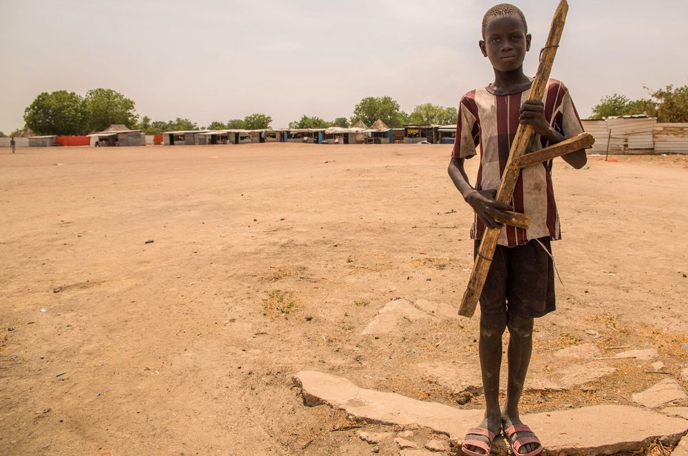 Real Risk of Famine in South Sudan This Year, UN Agencies Say