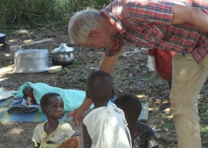 Emergency Aid Message for Brother Bernhard