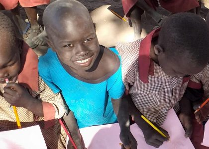 Loreto Rumbek School Grows