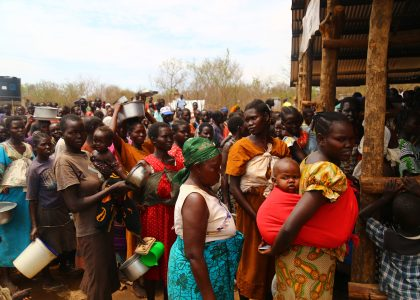 Record number of South Sudanese face critical lack of food
