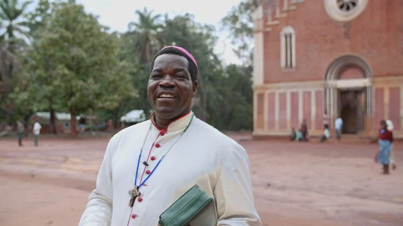 South Sudan's Bishop Kussala Fighting for Peace in the World's Youngest Country
