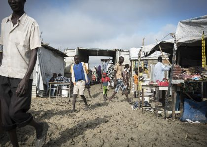 Covid-19 Hits Sudan Displacement Camps; Return Pressure on the Rise