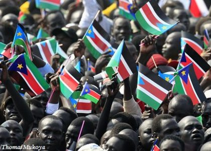 Let's Congratulate South Sudan on Their Independence Day