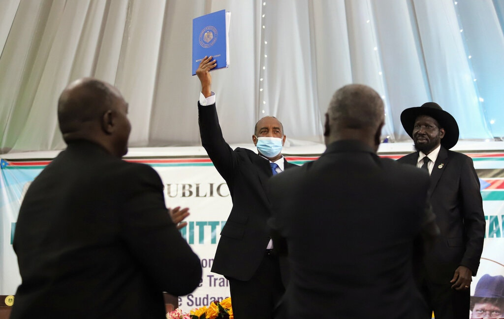 Sudanese Government Signs Peace Deal with Rebels