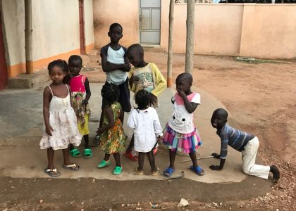 Saint Clare Orphanage Update
