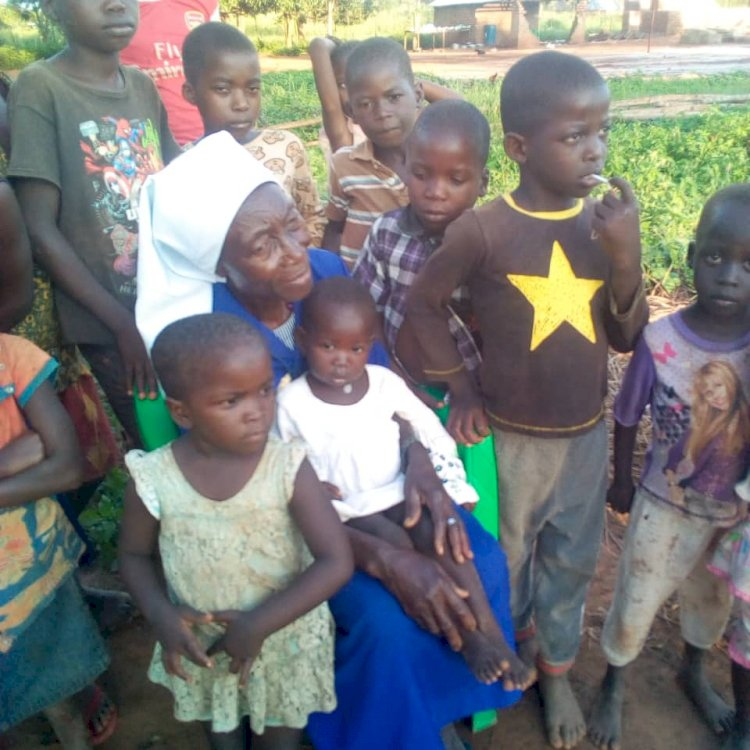 Sr. Bianca Bii Defies the Odds to Save Children in Tombura-Yambio