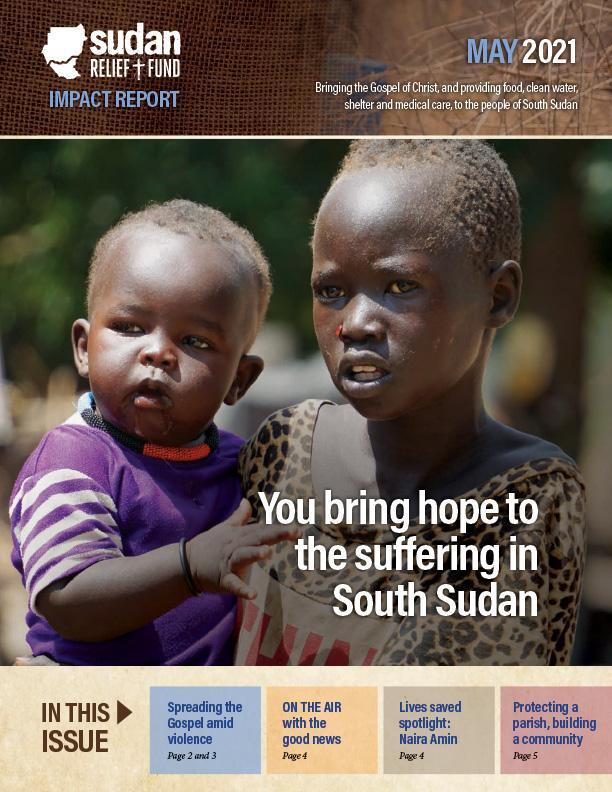 SRF 2021 2ND Quarter Newsletter