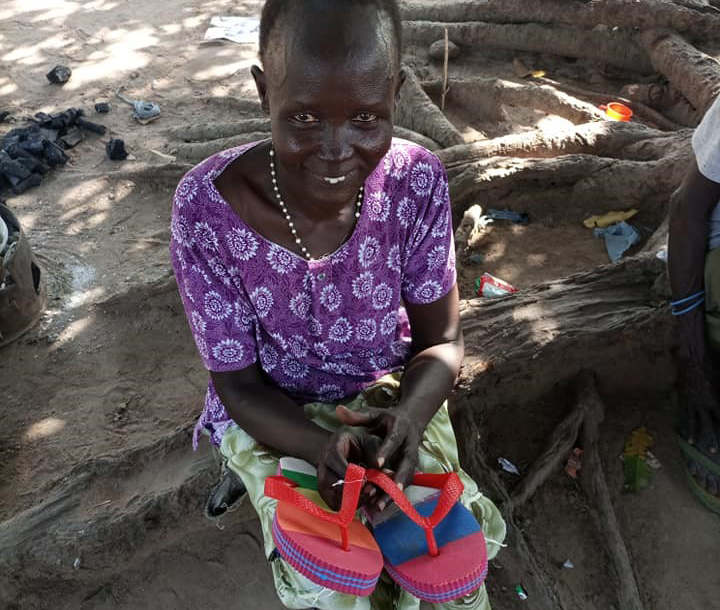 Relief Funds and Supplies are Transforming Lives In the Leper Colony of Malo, South Sudan